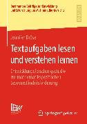 Cover-Bild zu Textaufgaben lesen und verstehen lernen (eBook) von Dröse, Jennifer