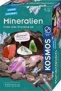 Cover-Bild zu Mineralien