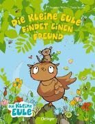 Cover-Bild zu Weber, Susanne: Die kleine Eule findet einen Freund