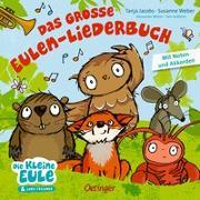 Cover-Bild zu Weber, Susanne: Das große Eulen-Liederbuch