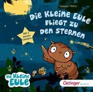 Cover-Bild zu Weber, Susanne: Die kleine Eule fliegt zu den Sternen