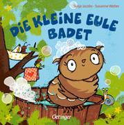 Cover-Bild zu Weber, Susanne: Die kleine Eule badet