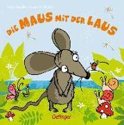 Cover-Bild zu Weber, Susanne: Die Maus mit der Laus