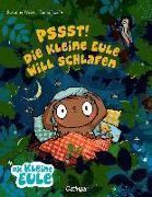 Cover-Bild zu Weber, Susanne: Pssst! Die kleine Eule will schlafen