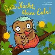 Cover-Bild zu Weber, Susanne: Gute Nacht, kleine Eule!