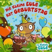 Cover-Bild zu Weber, Susanne: Die kleine Eule hat Geburtstag