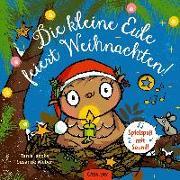 Cover-Bild zu Weber, Susanne: Die kleine Eule feiert Weihnachten