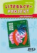 """Cover-Bild zu Weber, Tanja: Literacy-Projekt zum Bilderbuch """"Das kleine Ich bin ich"""""""