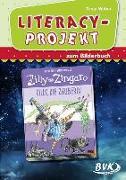 Cover-Bild zu Weber, Tanja: Literacy-Projekt zum Bilderbuch Zilly, die Zauberin