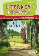 Cover-Bild zu Weber, Tanja: Literacy-Projekt zum Bilderbuch Der Grüffelo
