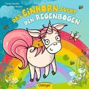 Cover-Bild zu Weber, Susanne: Das Einhorn sucht den Regenbogen