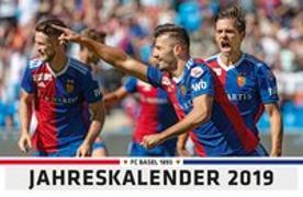 Cover-Bild zu FCB-Kalender 2020
