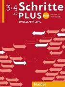 Cover-Bild zu Schritte plus Neu 3+4. Deutsch als Zweitsprache. Spielesammlung von Klepsch, Cornelia
