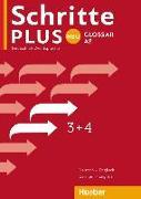 Cover-Bild zu Schritte plus Neu 3+4. Glossar Deutsch-Englisch - Glossary German-English