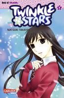 Cover-Bild zu Takaya, Natsuki: Twinkle Stars 04