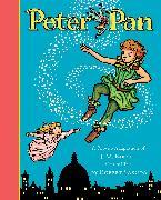 Cover-Bild zu Sabuda, Robert (Illustr.): Peter Pan