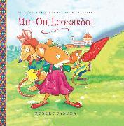 Cover-Bild zu Sabuda, Robert: Uh-oh, Leonardo!
