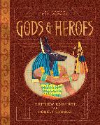 Cover-Bild zu Reinhart, Matthew: Encyclopedia Mythologica: Gods and Heroes Pop-Up