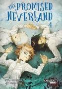 Cover-Bild zu Shirai, Kaiu: The Promised Neverland 4