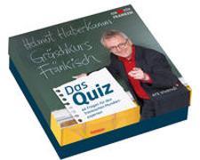 Cover-Bild zu Haberkamm, Helmut: Gräschkurs Fränkisch - Das Quiz