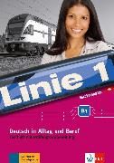 Cover-Bild zu Linie 1 Schweiz B1 von Karamichali, Ekaterini