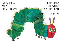 Cover-Bild zu Carle, Eric: La oruga muy hambrienta/The Very Hungry Caterpillar
