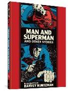 Cover-Bild zu Kurtzman, Harvey: Man And Superman And Other Stories
