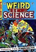 Cover-Bild zu Al Feldstein: EC Archives: Weird Science Volume 2