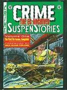 Cover-Bild zu Al Feldstein: The EC Archives: Crime Suspenstories Volume 1