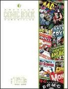 Cover-Bild zu Bill Schelly: American Comic Book Chronicles: The 1950s