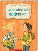 Cover-Bild zu Heute schlaf ich anderswo von Langen, Annette