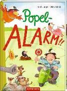 Cover-Bild zu Popel-Alarm von Langen, Annette