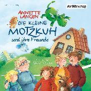 Cover-Bild zu Die kleine Motzkuh (Audio Download) von Langen, Annette