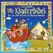 Cover-Bild zu Kinderbibel: Altes & Neues Testament in 5 Minuten Geschichten (Audio Download) von Langen, Annette