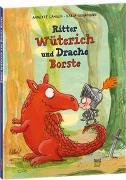 Cover-Bild zu Ritter Wüterich und Drache Borste von Langen, Annette