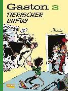 Cover-Bild zu Franquin, André: Gaston Neuedition 2: Tierischer Unfug