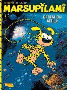 Cover-Bild zu Franquin, André: Marsupilami 9: Operation Attila
