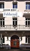 Cover-Bild zu Berst, Sascha: Fehlurteil