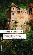 Cover-Bild zu Neureiter, Sigrid: Burgfrieden