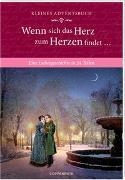 Cover-Bild zu Edelmann, Gitta: Kleines Adventsbuch - Wenn sich das Herz zum Herzen findet
