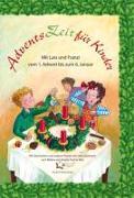 Cover-Bild zu Edelmann, Gitta: AdventsZeit für Kinder