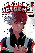 Cover-Bild zu Horikoshi, Kohei: My Hero Academia 5