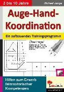 Cover-Bild zu Auge-Hand-Koordination (eBook) von Junga, Michael