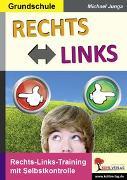 Cover-Bild zu RECHTS - LINKS (eBook) von Junga, Michael