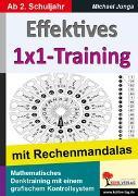 Cover-Bild zu Effektives 1x1-Training mit Rechenmandalas (eBook) von Junga, Michael