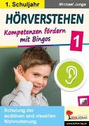 Cover-Bild zu Hörverstehen / Klasse 1 (eBook) von Junga, Michael