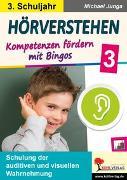 Cover-Bild zu Hörverstehen / Klasse 3 (eBook) von Junga, Michael