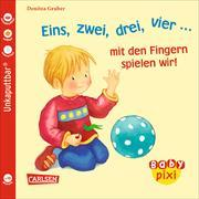 Cover-Bild zu Carlsen Verkaufspaket. Baby Pixi 37. Eins, zwei, drei, vier ... mit den Fingern spielen wir! von Gruber, Denitza (Illustr.)