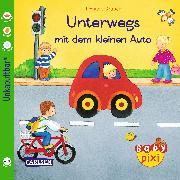 Cover-Bild zu Carlsen Verkaufspaket. Baby Pixi 33. Unterwegs mit dem kleinen Auto von Böhm, Anne