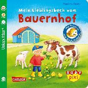 Cover-Bild zu Baby Pixi 69: Mein Lieblingsbuch vom Bauernhof von Gruber, Denitza (Illustr.)